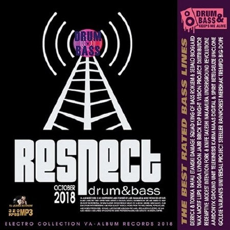 Respect Drum and Bass (2018) Mp3