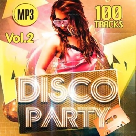 Disco Party Vol. 2 (2018) Mp3