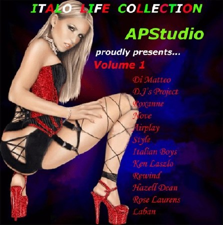Italo Life Collection Vol. 1-5 (2007)