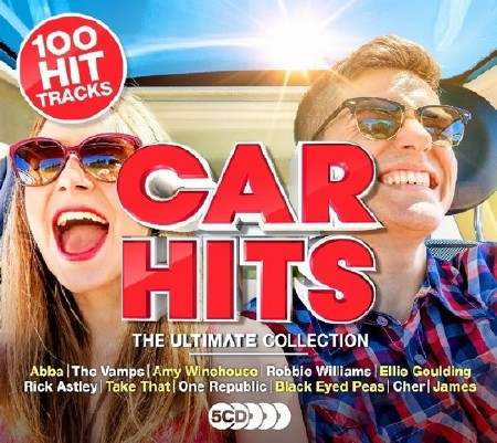 Car Hits: The Ultimate Collection (5CD) (2018) Mp3