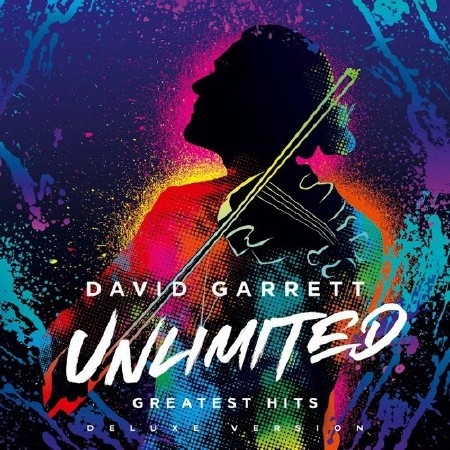 David Garrett - Unlimited. Greatest Hits (Deluxe Edition) (2CD) (2018) Mp3