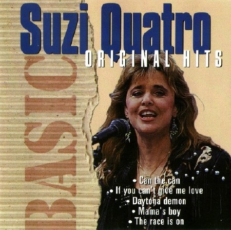 Suzi Quatro - Original Hits (1995) Mp3