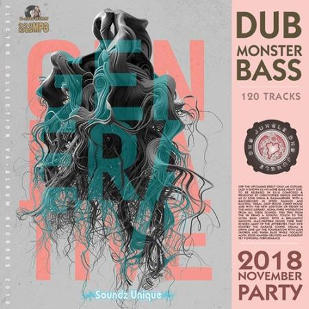 Generative Dub Monster Bass (2018)
