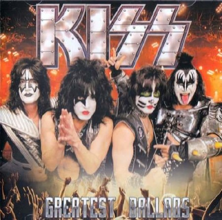 Kiss - Greatest Ballads (2015) Mp3