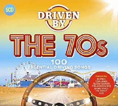 Driven By The 70s (5CD) (2018)