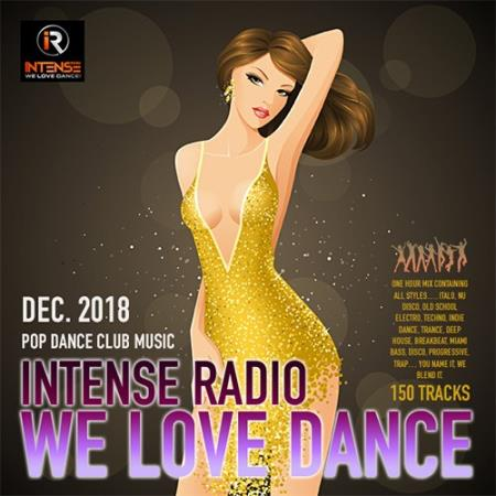 Intense Radio: We Lowe Dance (2018)