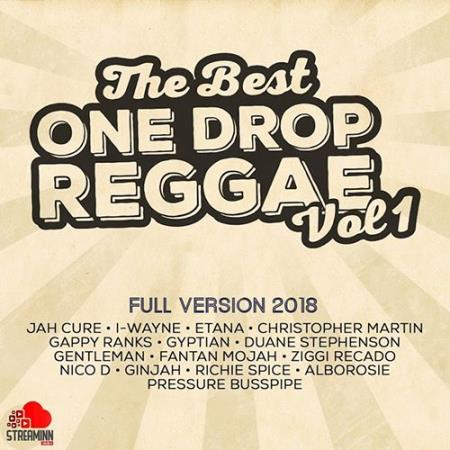 One Drop Reggae Vol. 01 (2019)