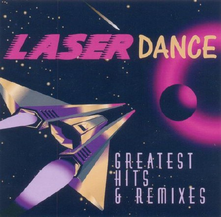LaserDance - Greatest Hits And Remixes (2CD) (2015) FLAC