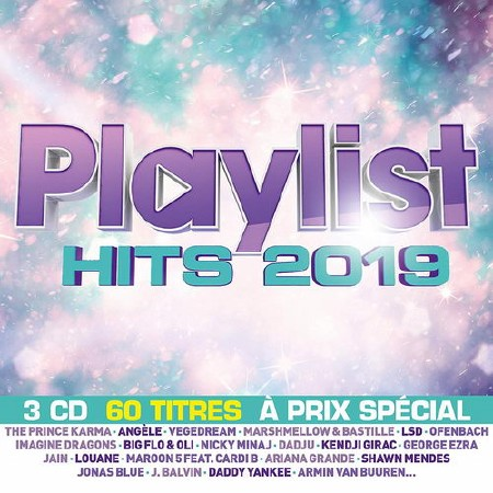 Playlist Hits 2019 (3CD) (2019) Mp3