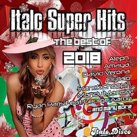 Italo Super Hits The Best Of (2018)