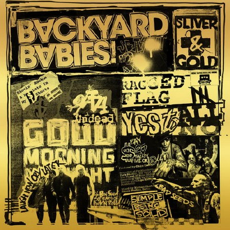 Backyard Babies - Sliver And Gold (Limited Edition) (2019) FLAC