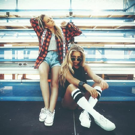 Cool Girls: Urban Dance Downtempo Music (2019)