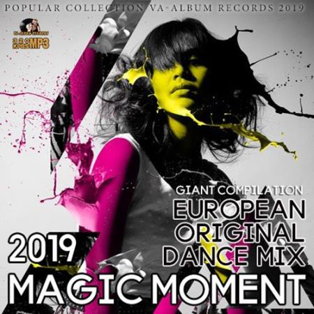 Magic Moment: Original European Dance Mix (2019)