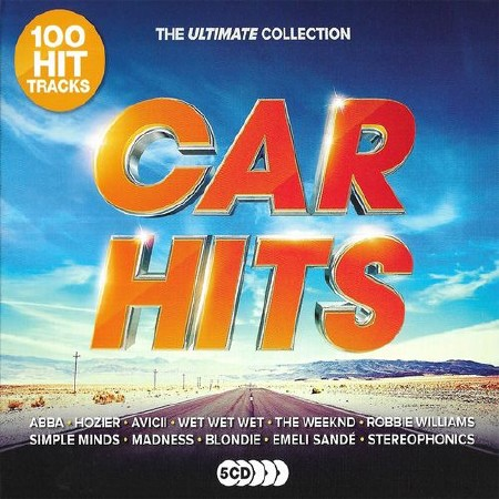 Car Hits The Ultimate Collection (5CD) (2019) Mp3