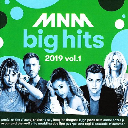 MNM Big Hits 2019 Vol. 1 (2CD) (2019)