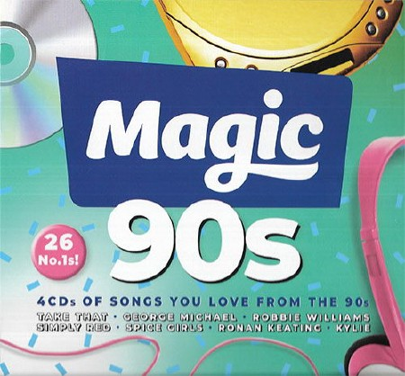 Magic 90s (4CD) (2018)