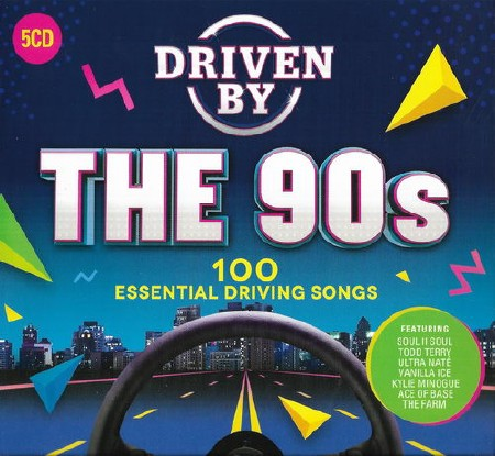 Driven By The 90s (5CD) (2019)