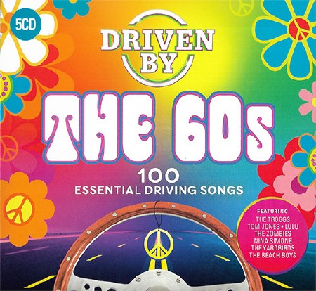 Driven By The 60s (5CD) (2019) Mp3