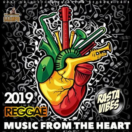 Reggae: Music From The Heart (2019)