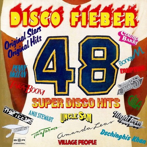 Disco Fieber - 48 Super Disco Hits (3LP) (1980)