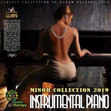 Instrumental Piano: Minor Collection (2019)