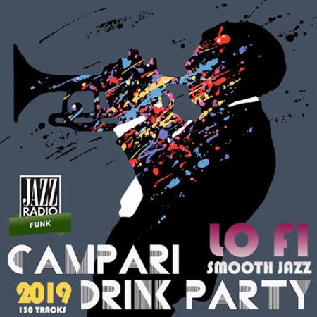 Campari Drink Party: Smooth Jazz And LoFi Music (2019)