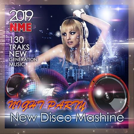 New Disco Maсshine: Night Party (2019)