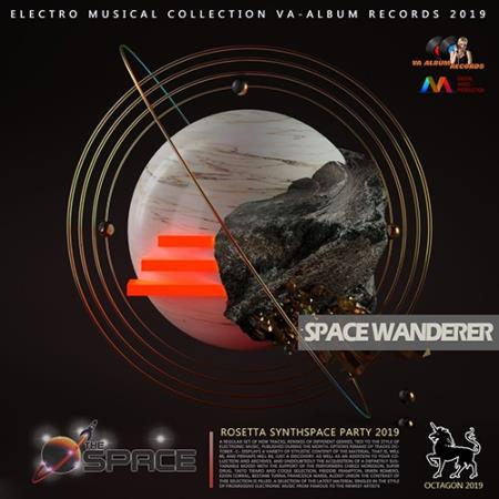 Space Wanderer: Synthspace Musical Collection (2019)