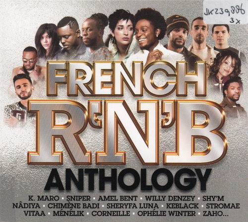 French RnB Anthology (3CD) (Box Set) (2019) FLAC