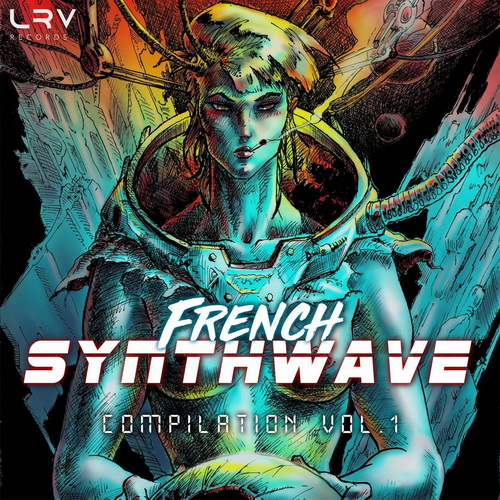 French Synthwave Compilation Vol. 1 (2018) FLAC