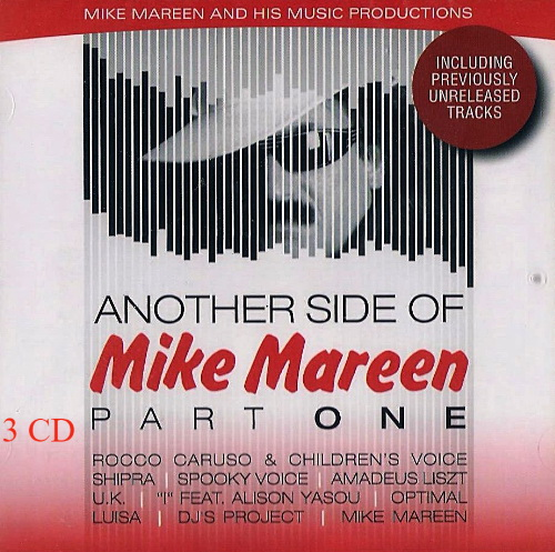 Another Side of Mike Mareen Part One, Two, Three (2019) FLAC
