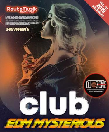 Club EDM Mysterious Vol. 01 (2019)