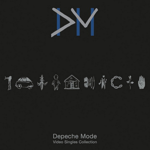 Depeche Mode - Video Singles Collection (2016) FLAC