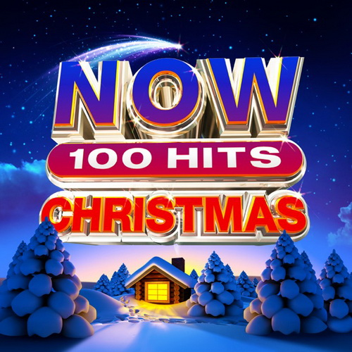 Now 100 Hits Christmas (5CD) (2019)