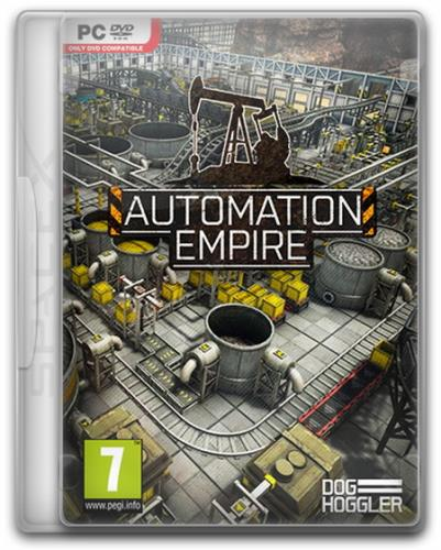 Automation Empire [v1.0 от 27.11.2019] (2019) PC | RePack от SpaceX