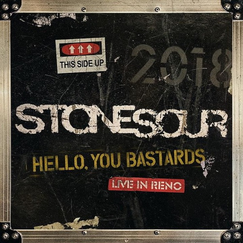 Stone Sour - Hello, You Bastards: Live in Reno (2019) FLAC