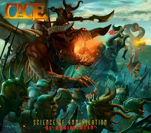 Cage - Science of Annihilation: Re-Annihilated (2019) FLAC