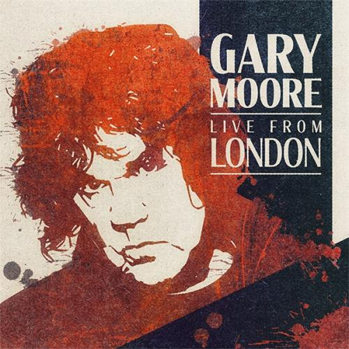 Gary Moore - Live From London (2020) FLAC