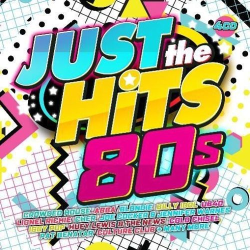 Just the Hits 80s (4CD) (2018) FLAC