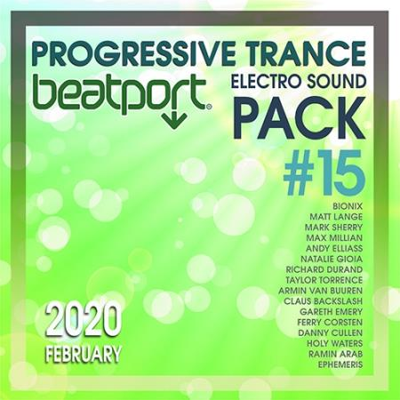 Beatport Progressive Trance: Electro Sound Pack #15 (2020)
