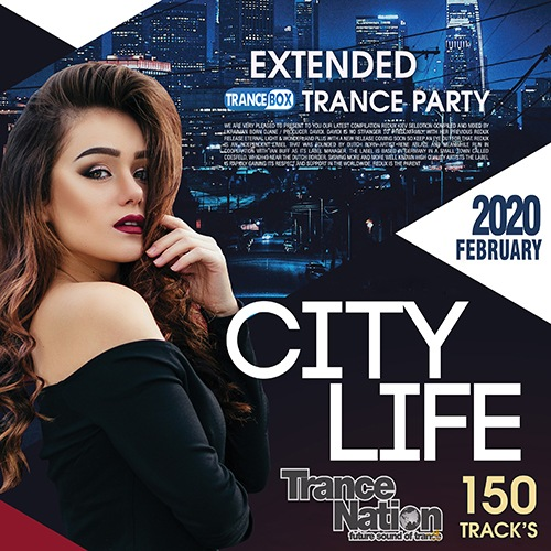 City Life: Extended Trance Party (2020)