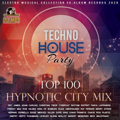 Top 100 Hypnotic City Mix (2020)