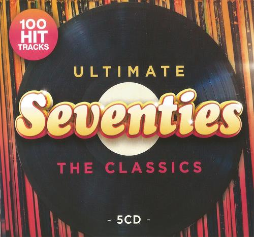 Ultimate Seventies The Classics (Box Set, 5CD) (2020)