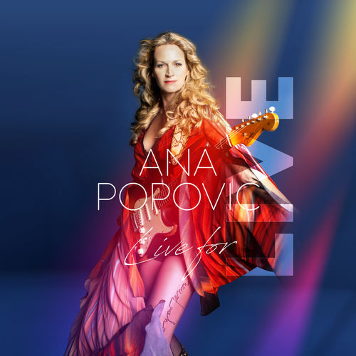 Ana Popovic - Live for Live (2020)