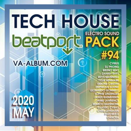 Beatport Tech House: Electro Sound Pack #94 (2020)