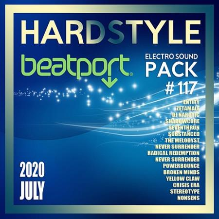 Beatport Hardstyle: Electro Sound Pack #117 (2020)