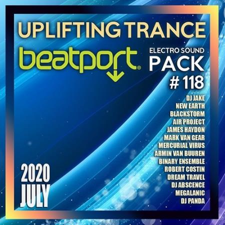 Beatport Uplifting Trance: Electro Sound Pack #118 (2020)