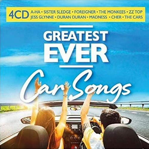 Greatest Ever Car Songs (4CD) (2020)