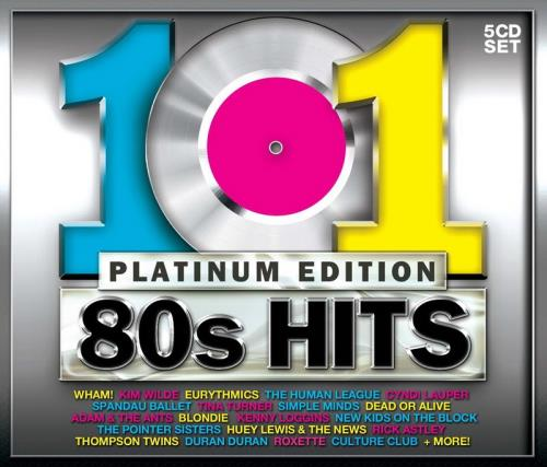 101 80s Hits Platinum Edition (2012) FLAC