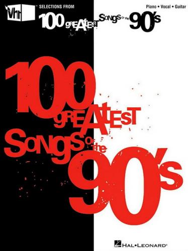 VH1 100 Greatest Songs Of The 90s (2020)